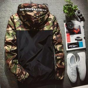 Other - MCYS & HZF limited edition windbreaker/rain jacket